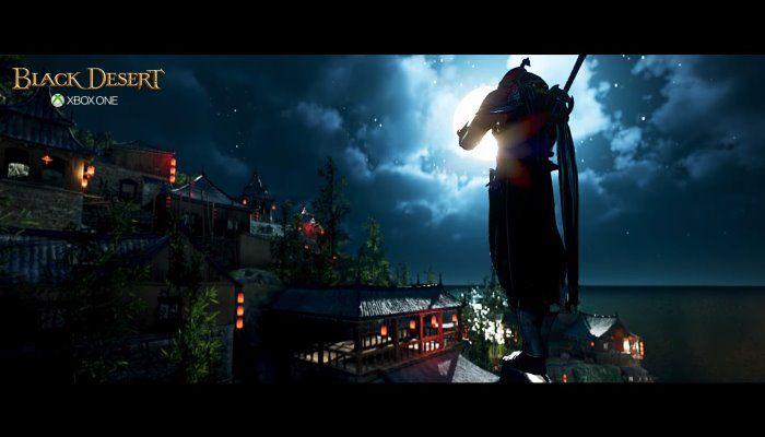 Classe Ninja disponibile per la versione XBox One di Black Desert Online