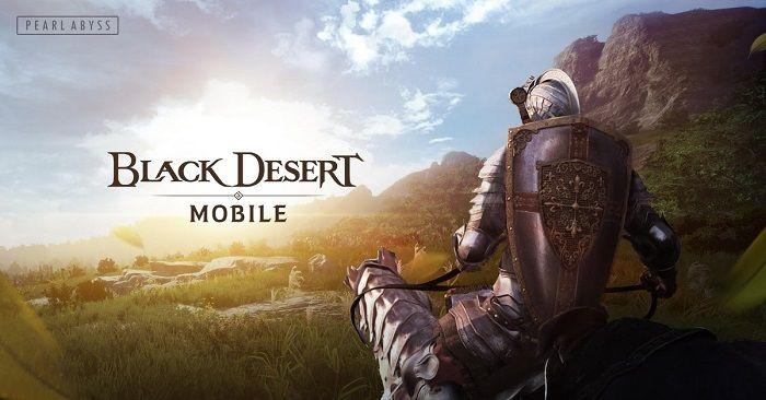 Arriva il primo grande aggiornamento per Black Desert Mobile e una nuova Regione