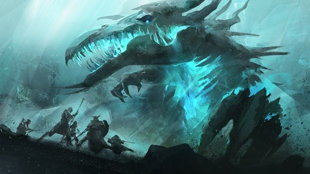 Shadow in the Ice, della Icebrood Saga di Guild Wars 2 sara' disponibile dal 28 Gennaio