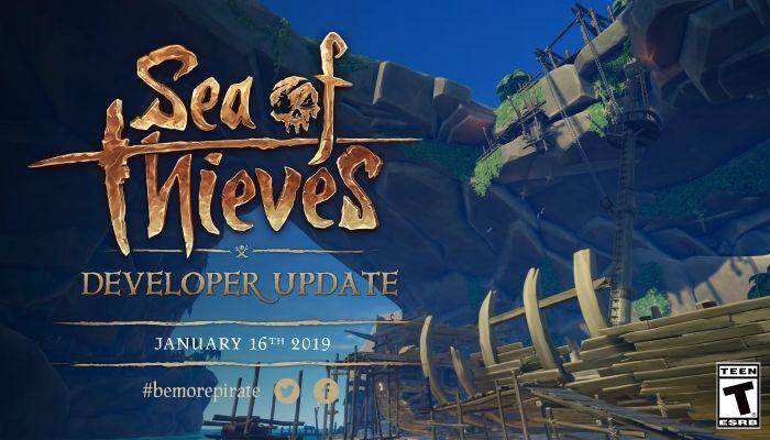 In arrivo il nuovo launcher di Sea of Thieves, bisognera' reinstallare il gioco