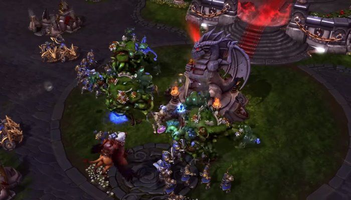 Giocatore di Heroes of the Storm arrestato per Terrorismo