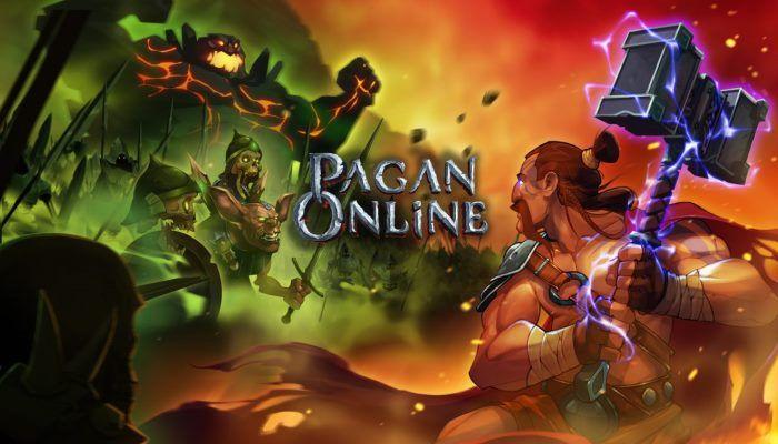 Prime impressioni di Pagan Online