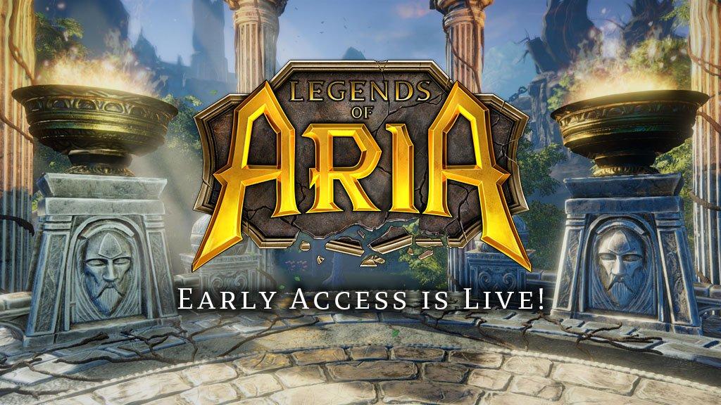 Legends of Aria: Prime impressioni - Sara' il degno erede di Ultima Online?
