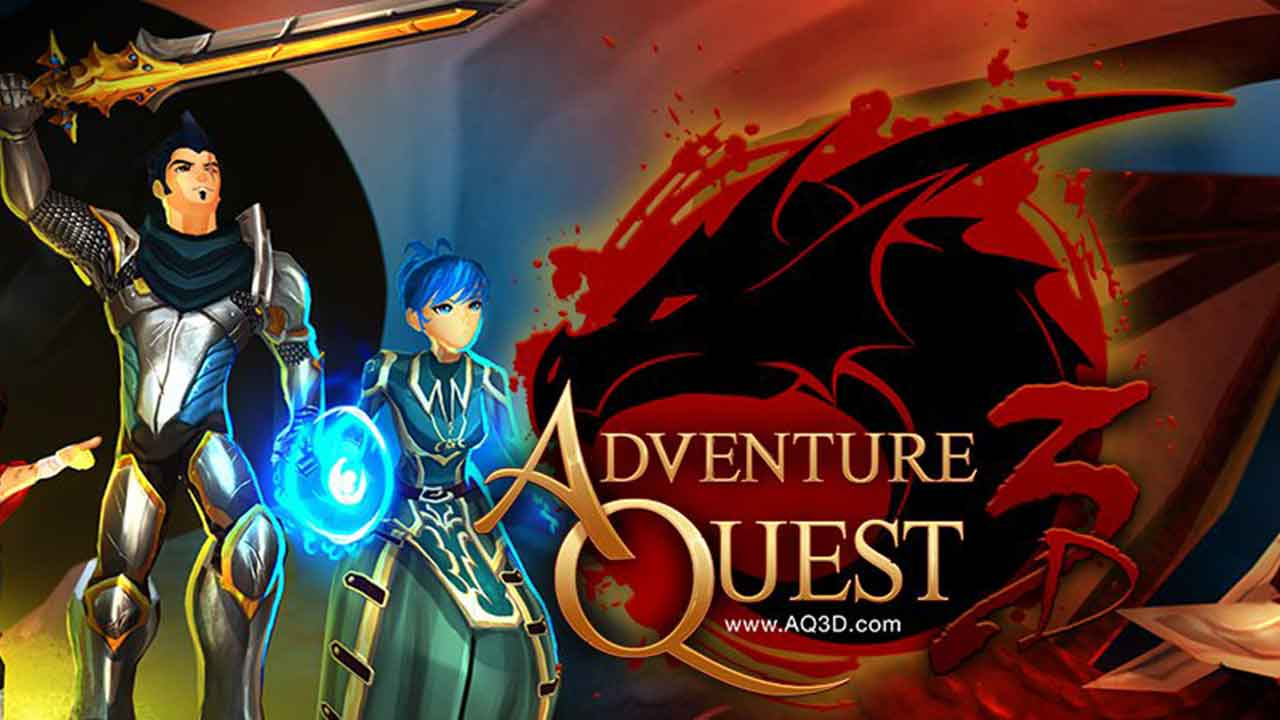 Adventure Quest 3D