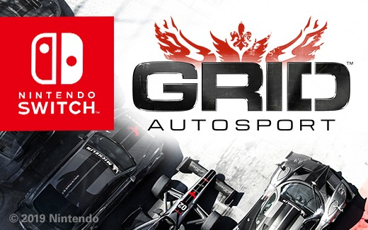 Recensione GRID Autosport – Nintendo Switch