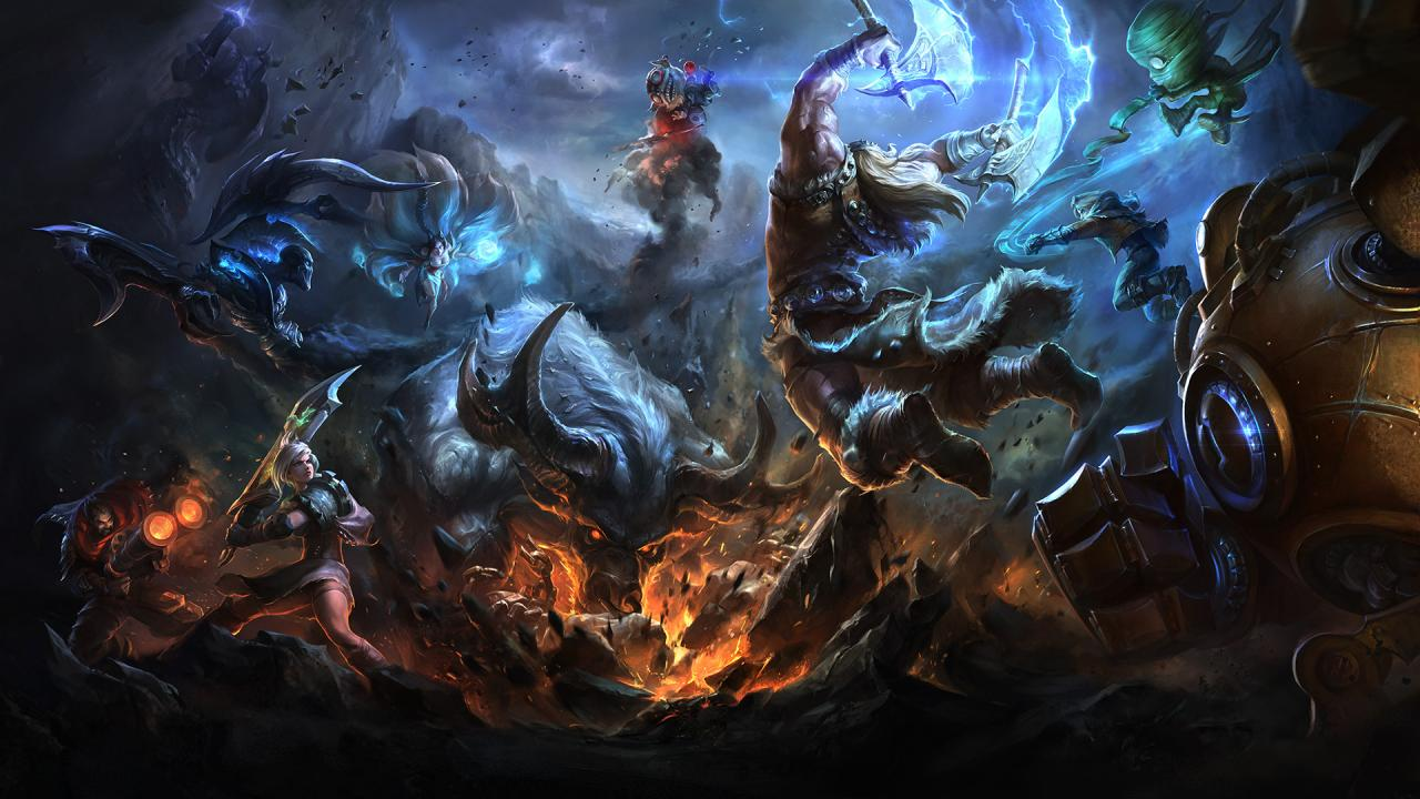 Recensione League of Legends