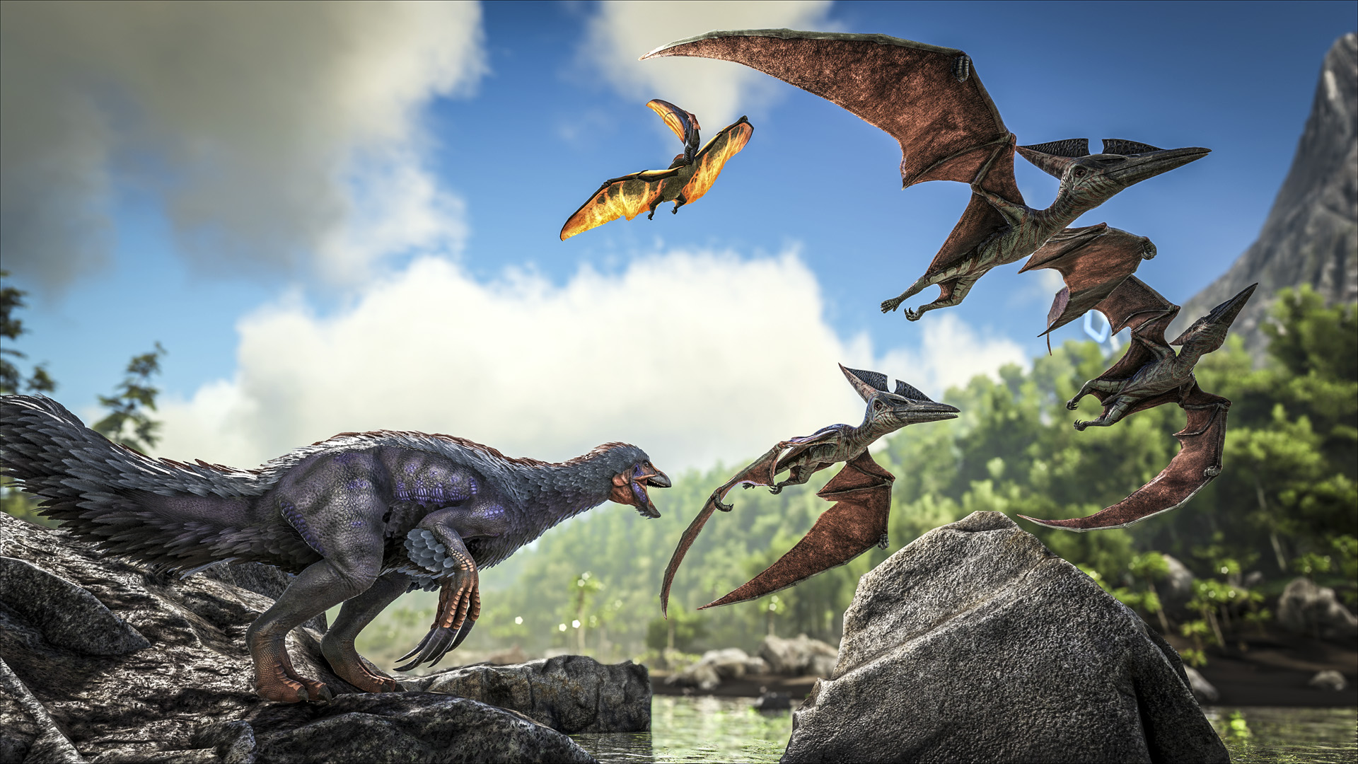 Recensione ARK: Survival Evolved