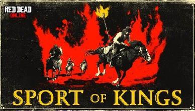 Lo Sport dei Re e' la nuova modalita' Resa dei Conti di Red Dead Online