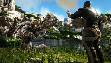 Nuovo Trailer per la mappa Valguero di ARK: Survival Evolved