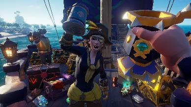 Nuova Update di Sea of Thieves - Miglioramenti ai tempi di attesa, cooking e zattere