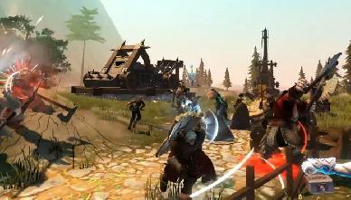 Nuovi dettagli sulla Update War of Gods di Crowfall