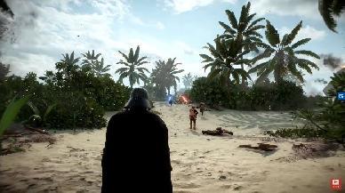 Scarif e' l'ultimo aggiornamento dei contenuti di Star Wars Battlefront 2