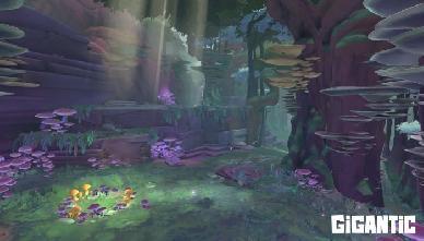 Nuova Mappa - Wizard Woods