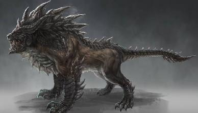 Anteprima Delle Terrificanti Bestie Che Popoleranno il Mondo