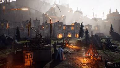 Panoramica dei Castle Sieges di Ashes of Creation e Nuove Classi