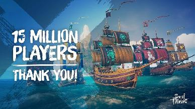 Sea of Thieves sorpassa i 15 milioni di giocatori e ha venduto oltre 1 milione di copie