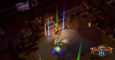 L' EndGame di Torchlight III adesso e' giocabile in early access