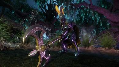 New World ha rilasciato un aggiornamento alla Alpha - Forge e Fury