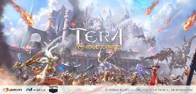 TERA Endless War e' il nuovo gioco di strategia per iOS e Android basato sul famoso MMORPG