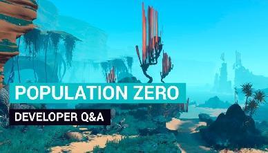 Costruire una colonia in Population Zero - Nuovo Q&A