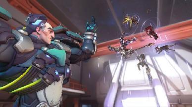 Arriva Sigma, il nuovo eroe di Overwatch