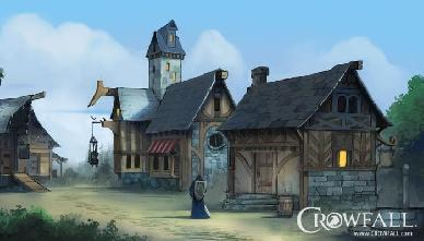 ArtCraft rompe con Travian Games, sara' Artcraft il publisher di Crowfall in Europa