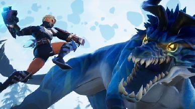 Gli Aether Strikers di Dauntless danno accesso a nuove combo e tecniche di combattimento