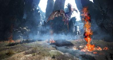Il Guardian arriva in Black Desert su XBox One e PS4