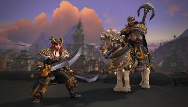 World of Warcraft 8.1.5 in arrivo il 12 Marzo - Arrivano Trolls Zandalari e Umani di Kul Tiras