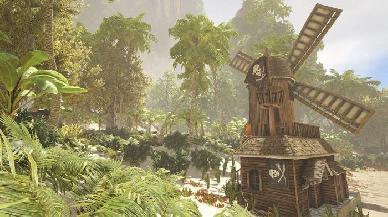 Con l'ultimo aggiornamento di Atlas potrete costruire le fattorie
