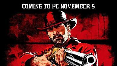 Disponibile il Preload di Red Dead Redemtpion 2 su PC