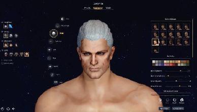 Mostrata la creazione personaggio del Warrior in Astellia Online