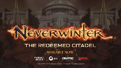 Neverwinter Online adesso e' disponibile sull' Epic Store