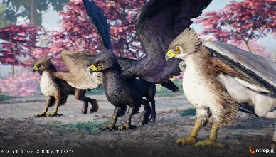 Presentato l' Hippogryph di Ashes of Creation