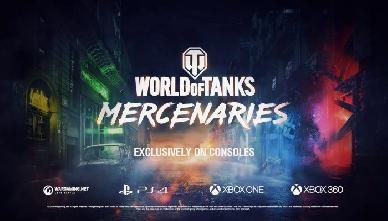 Espansione Mercenaries Sara' Solamente su PS4, XBoxOne e XBox 360