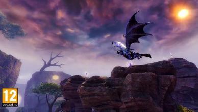 Rivelata la nuova mount di GW2: Skyscale