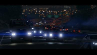 Gran Theft Auto V arrivera' su PS5 nel 2021