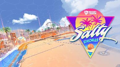 Arriva l' Estate Anche in Rocket League Con Salty Shores