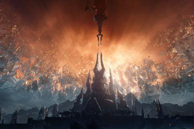 Confermata l'uscita dell'espansione World of Warcraft Shadowlands per il prossimo anno