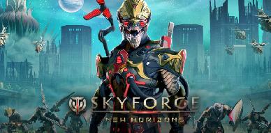 Maggiori informazioni su Terra di Skyforge