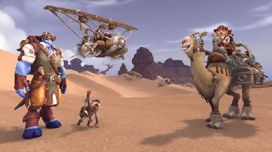 World of Warcraft svela le ricompense di Recluta un Amico