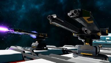 Con la Alpha 3 di Dual Universe sono state introdotte le Organizzazioni e il PvP