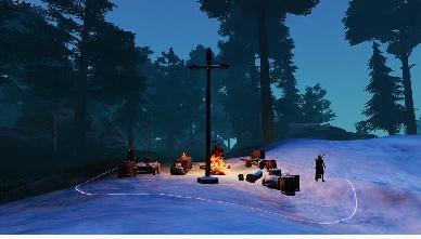 Gli Outpost aiuteranno i giocatori ad incontrarsi ed a incrociare la spade