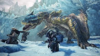 Annunciata la data di uscita di Monster Hunter World Iceborne per PC