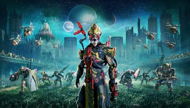 Skyforge New Horizons in arrivo il 9 Aprile