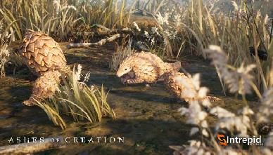 Mostrato il Quarrior, una delle creature di Ashes of Creation