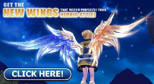 Nuove Starwings e ricompense Sun Spark