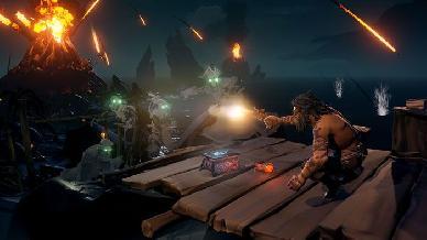 Sea of Thieves lancia la nuova Update gratuita Dark Relics