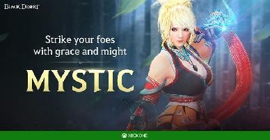 Arriva il Mystic su Black Desert Online per XBox One