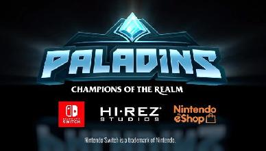 Questo MOBA Della Hi-Rez Arriva su Nintendo Switch Con Gameplay Cross-Platform